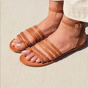 Free people Rory Wrap Sandle